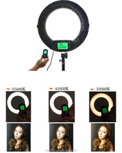 OEM welcomed led ring light with DC/AC supported for photography&video