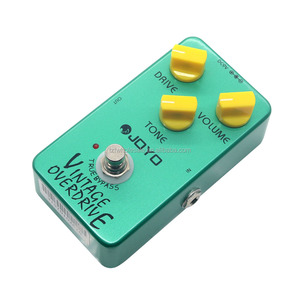 JOYO JF-01 Vintage Overdrive Electric Guitar Effect Pedal