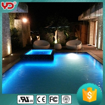 waterproof fountain light for underground lighting decoration