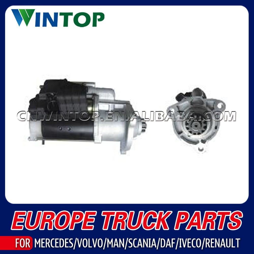 High Quality Auto Parts Starter Motor For SCANIA 0001241001/1447911
