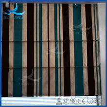 Custom Motorized Different Types Fabric Roman Blinds