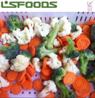 Wholesale Frozen mixed vegetables bulk frozen vegetables