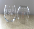 Lead Free stemless whisky glass cup,crystal glass cup