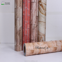 Beautiful 3D Brick/ Stone /Rock Wallpaper Commerce Household Decorative Wallpaper Wall Stickers wallpaper