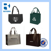 2016 Various Size and Color Flat Non Woven Bag non-woven shopping bag
