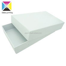 Custom sizes Black/white Jewelry Gift Box paper packaging box Craft Gift small cardboard paper Packaging Carton