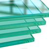 Extra Clear Tempered Glass Panel For