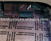 protective film for auto carpet
