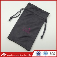 Drawstring Velvet Pouch for Jewelry