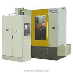 YKB3150 2 axis fanuc cnc gear hobbing machine