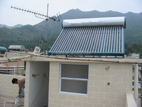 Unpressurized BEARING Solar Electricity Generating System for home