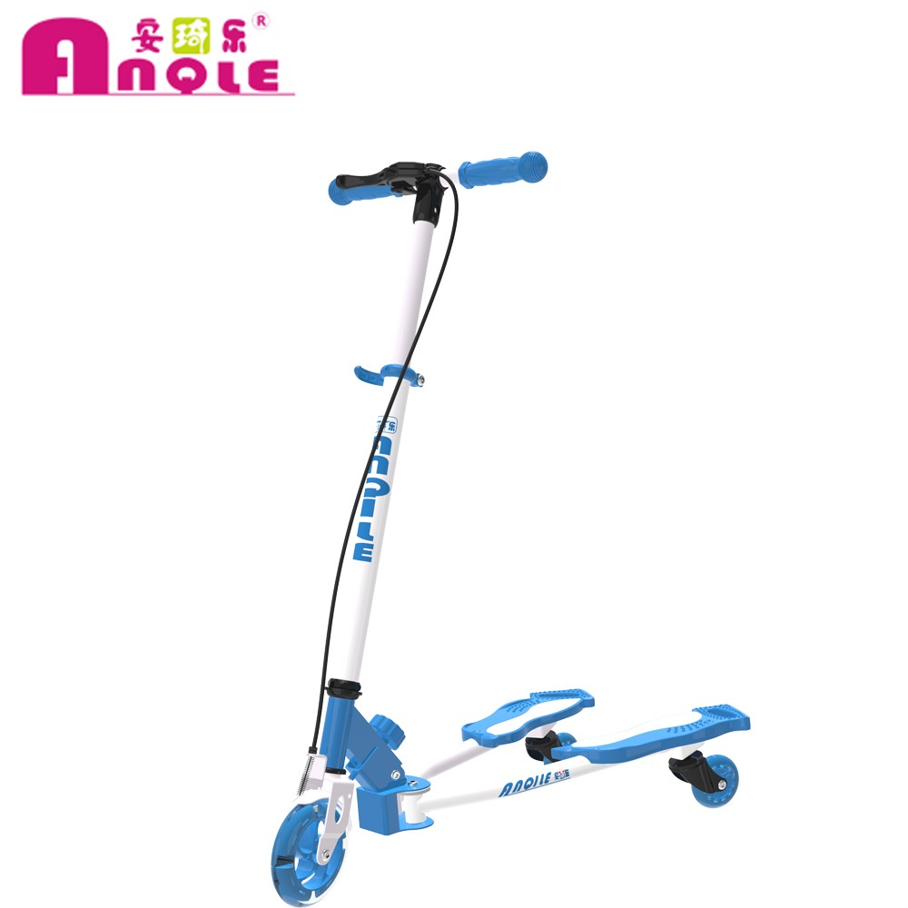Hot selling 3 Wheel Frog Swing Scooter