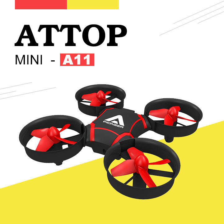 A11 New Design hot selling rc quad toys 4ch mini 2.4g quadcopter rc
