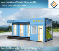 Variables involved in building your custom home-- work house container portable