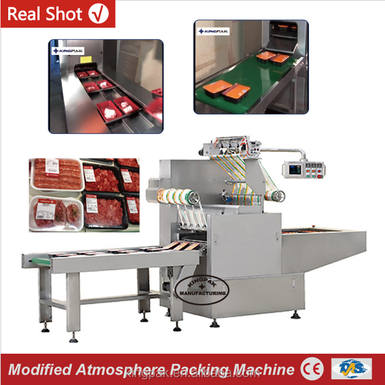 DZQ-250H Fresh Fruit Modified Atmosphere Packing Machine