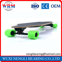 Electric Powered Skateboard 1200W with Brushless Motor