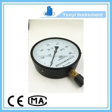 Durable Light Weight Easy To Read Clear Compound Natural Pressure Gauge