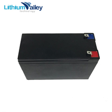 Hot Sale Rechargeable Solar Battery Lithium ion Battery 12V 7Ah LiFePO4 Battery