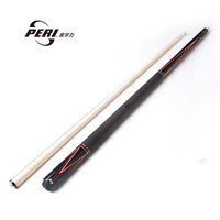 PERI PEDE2 LEATHER WRAP POOL CUE Billiard Pool Cues