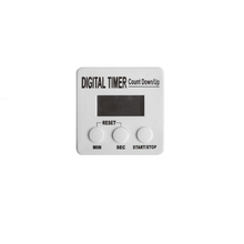 Kitchen digital timer with Count down/up alarm function