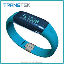 2016 Popular new design smart bluetooth pedometer watch