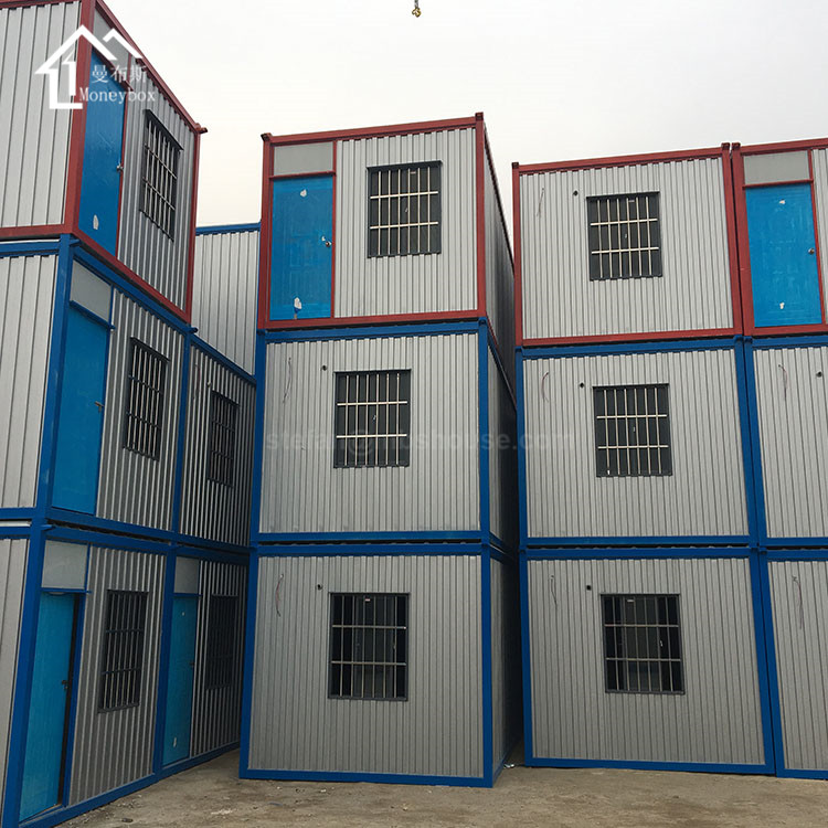 Latest Design Cheap Modular Portable Box House