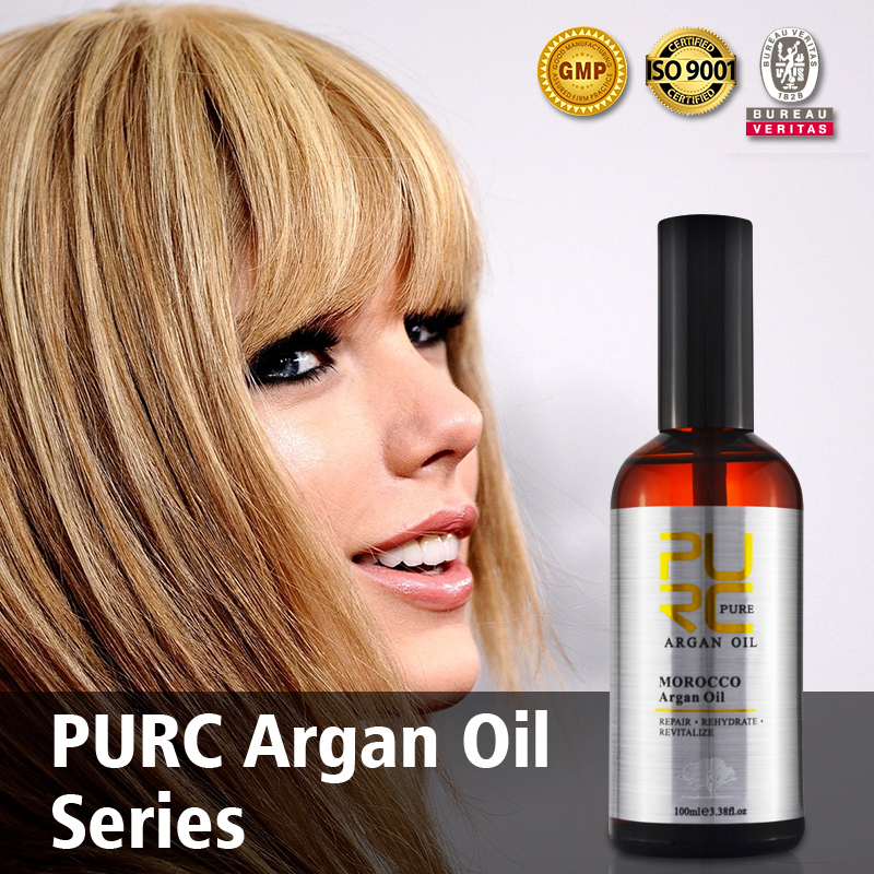 Wholesale best argan oil use for skin care and hair treatment hot sale natural oil