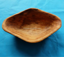 Wood Craft Style Natural Tree Root Fruit Bowl