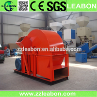 China Brand Big capacity Used Wood Chips/Branch/Log/ Waste Used Wood Crusher