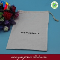 China Drawstring Cotton Jute Bag Wholesale