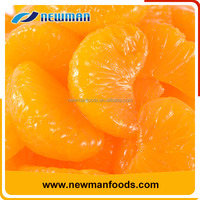 Different specifications high quality syrup canned mandarin orange in tin