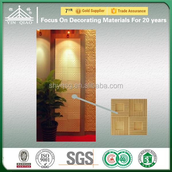 Classical Design Anti-flaming Decorative 3D Sandstone Wall Plaque