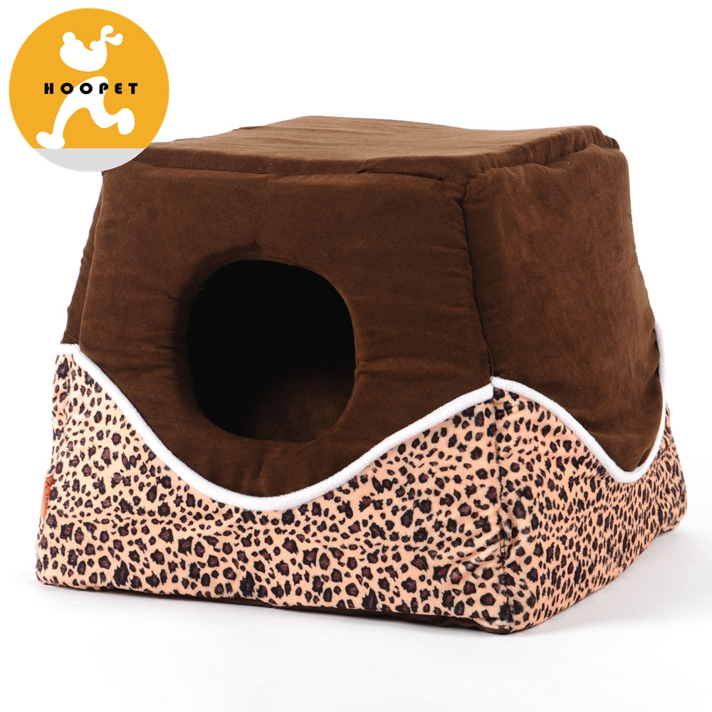 Unique Pet Products Wholesale Fold-able Cat House Pet Bed