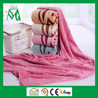 China import woven colorful printed microfiber beach towel