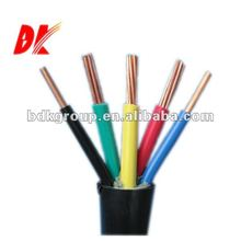 Halogen Free & Low smoke power cable,0.6/1kv
