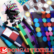 waterproof Printed Oxford fabrics for baby stroller