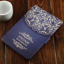 For kindle cover Magnetic smart Rich color