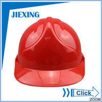 Quality-assured full brim safety helmet