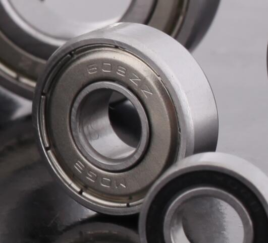 China Wholesale Miniature 608 zz sizes 17 x 37 x 12 <strong>bearing</strong>