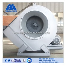 AC electric type high wear resistance materials ventilation air blower fan