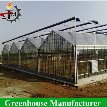 Commercial Tunnel Greenhouse Heating and shading system on the sale