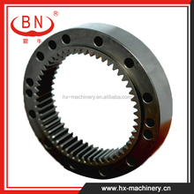 Apply to HITACHI EX60-1 Excavator GEAR RING for Swing Device 2nd Stage new excavator parts, excavator part bearing