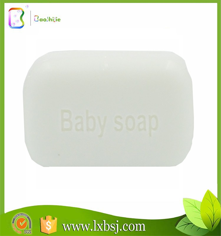 high quality whitening natural baby organic soap