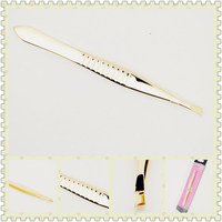 2015 new style Professional lady eyebrow tweezer for wholesales