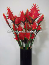 Plastic artificial pitaya flowers