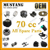 Motorcycle Spare Parts for Pakistan JH70/CD70 Motorcycle Parts