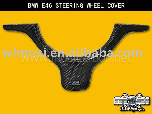 E46 STEERING WHEEL COVER FOR BMW
