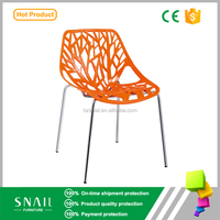 wholesale Metal folding cheap office tackable plastic design chair