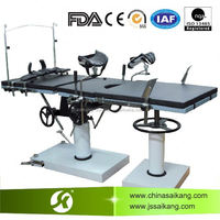 A078 Hospital Furniture Pet Operating Table
