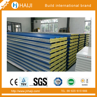 Lightweight thermal insulated roof panels EPS sandwich panel used for clean room wall and roof panel